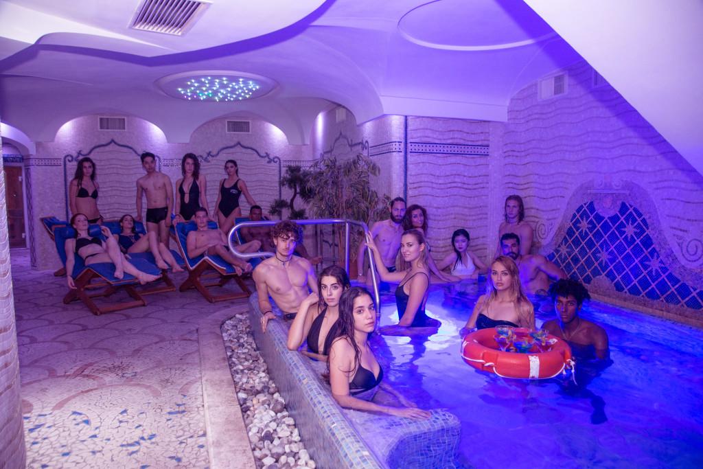 step3 - Percorso SPa Afrodite del Sorriso Resort