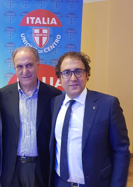oto On. Cesa Lorenzo Comm. UDC Frosinone Sergio Di Folco
