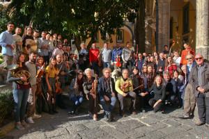 Nuova Orchestra Scarlatti delegazione Cina (Foto Klaus Bunker)