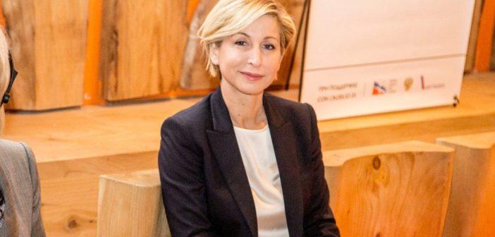 Il vice ministro Dorina Bianchi