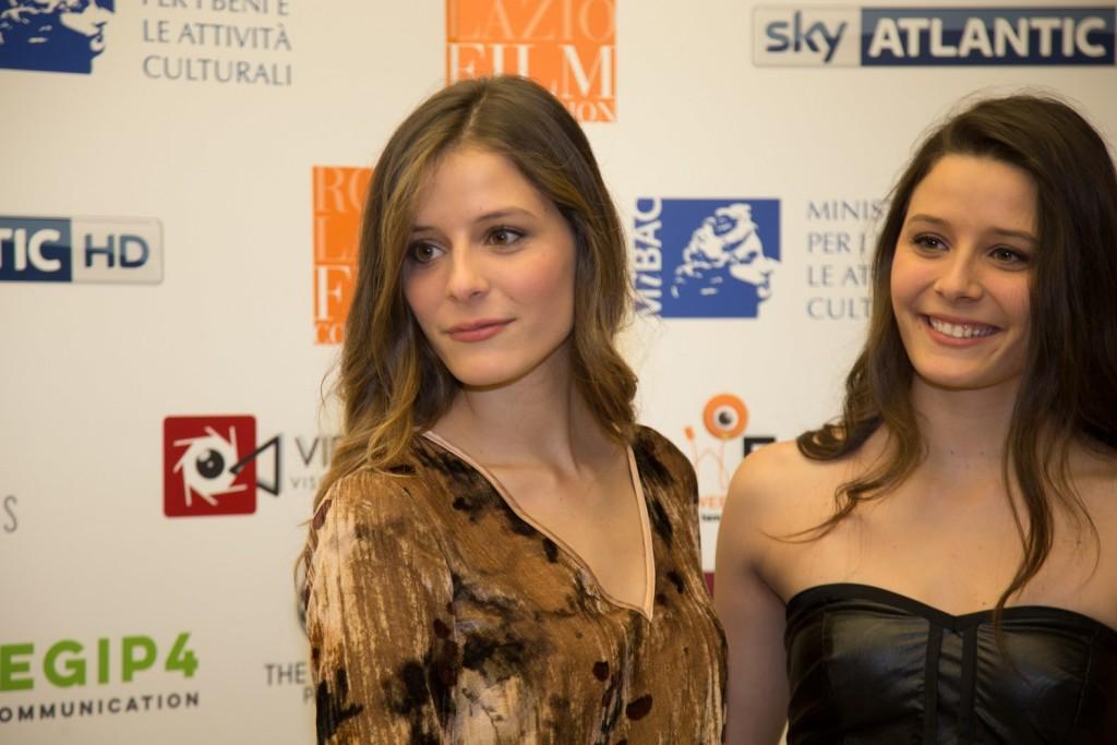 Giorgia e Greta Berti_