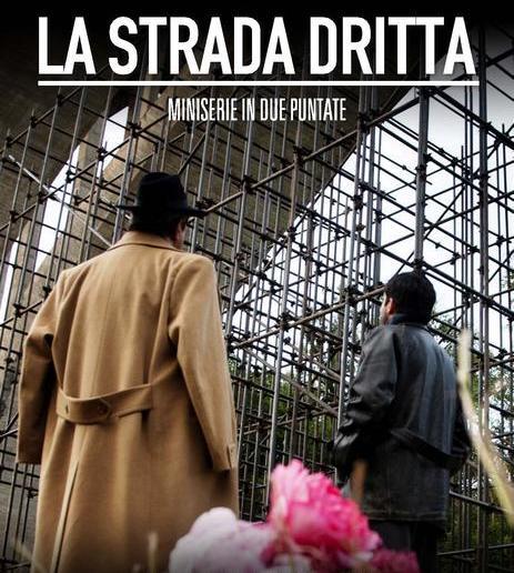 la_strada_dritta_poster