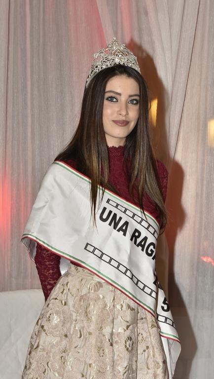 Elisa Pepè Sciarria, una ragazza per il cinema 2015