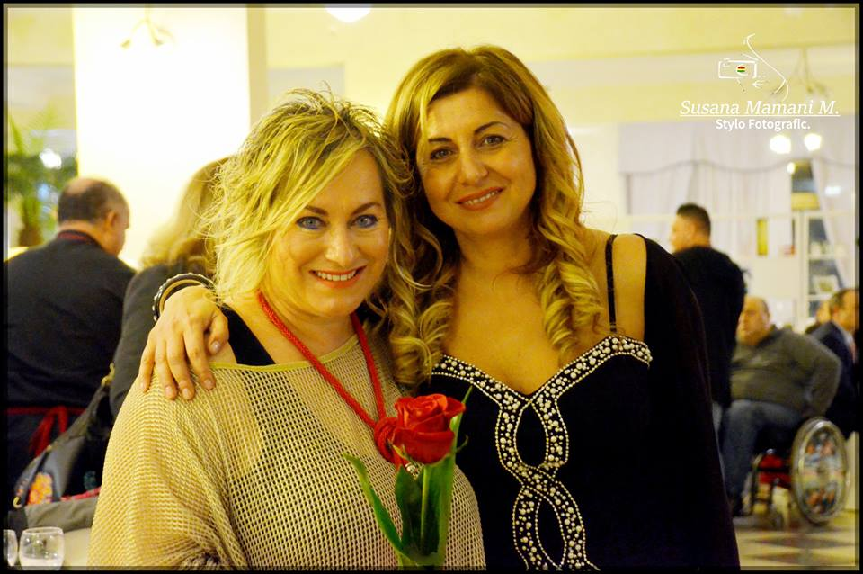 Francesca Guidi e Lisa Bernardini
