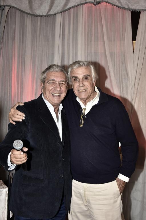 Franco Micalizzi, George Hilton