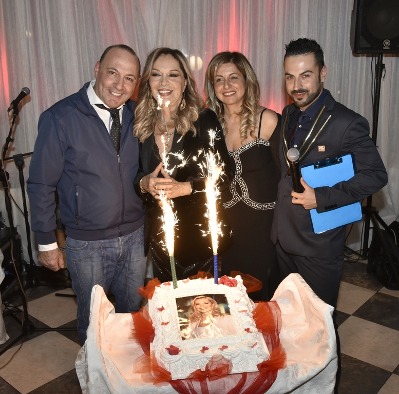 Mauro Boccuccia, Silvana Giacobini. Lisa Bernardini, Anthony Peth