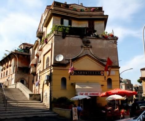 l quartiere della Garbatella aRoma di Riccardo Bramante