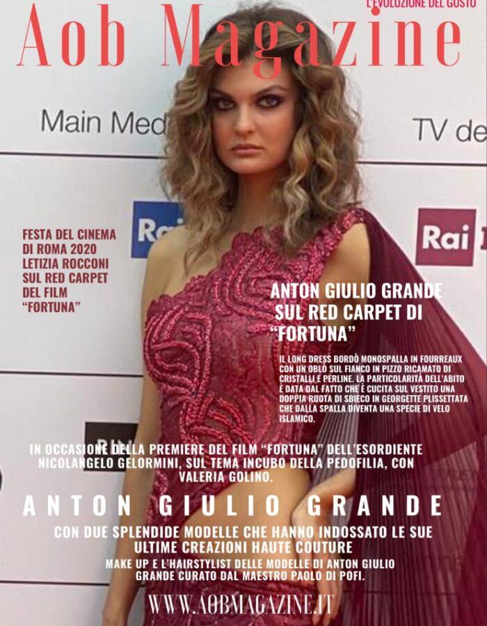 ANTON GIULIO GRANDE