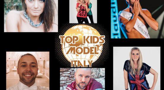 Top Kids Model Italy
