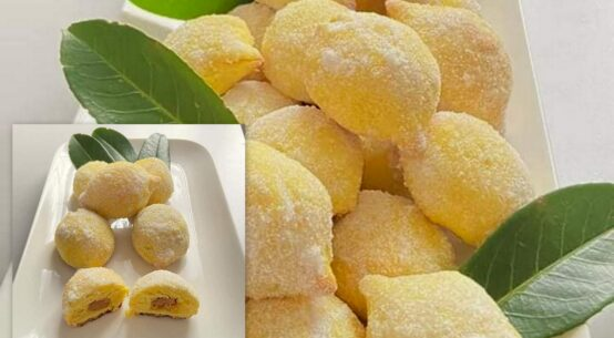 Daniela Kilic ricetta limoni dolci