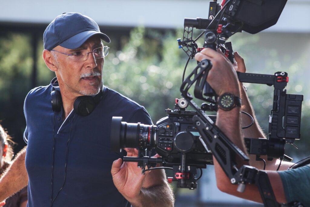 Daniele Falleri, regista (ph. Azzurra Primavera)