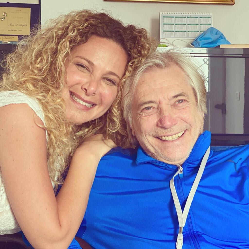 Miriam Rizzo e Nino D'Angelo