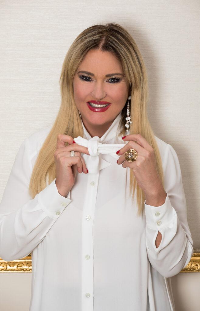 Monica Setta (foto Federico Guberti)