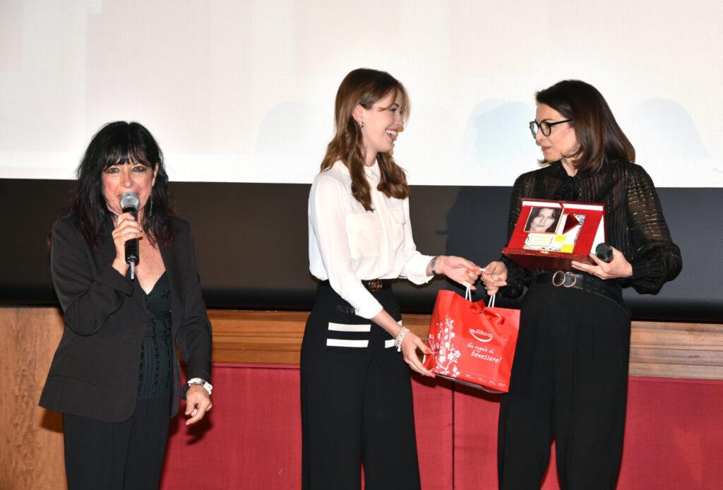Francesca Piggianelli, Iole Mazzone e Eleonora Ivone
