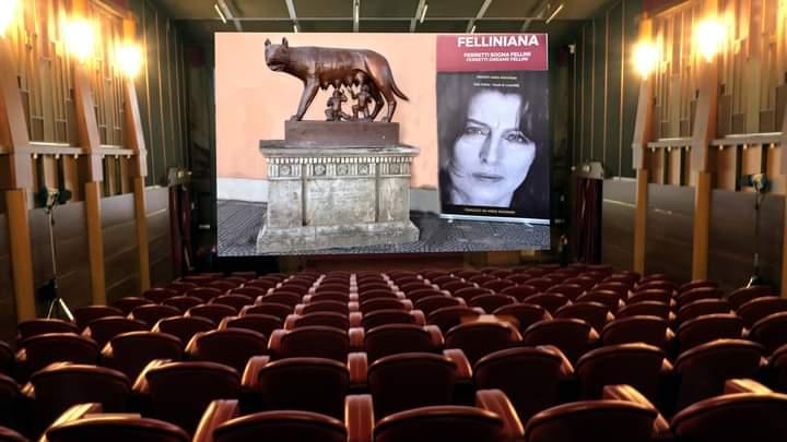 Sala Fellini - Premio Anna Magnani
