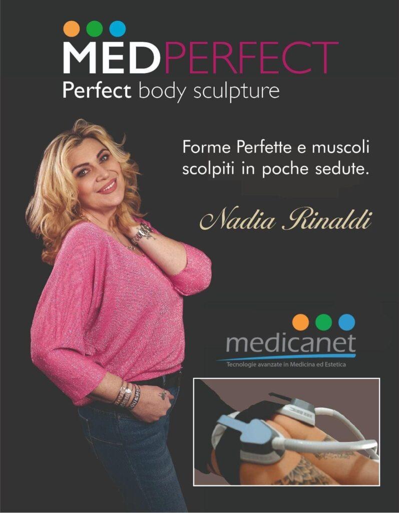 Nadia Rinaldi per Medicanet