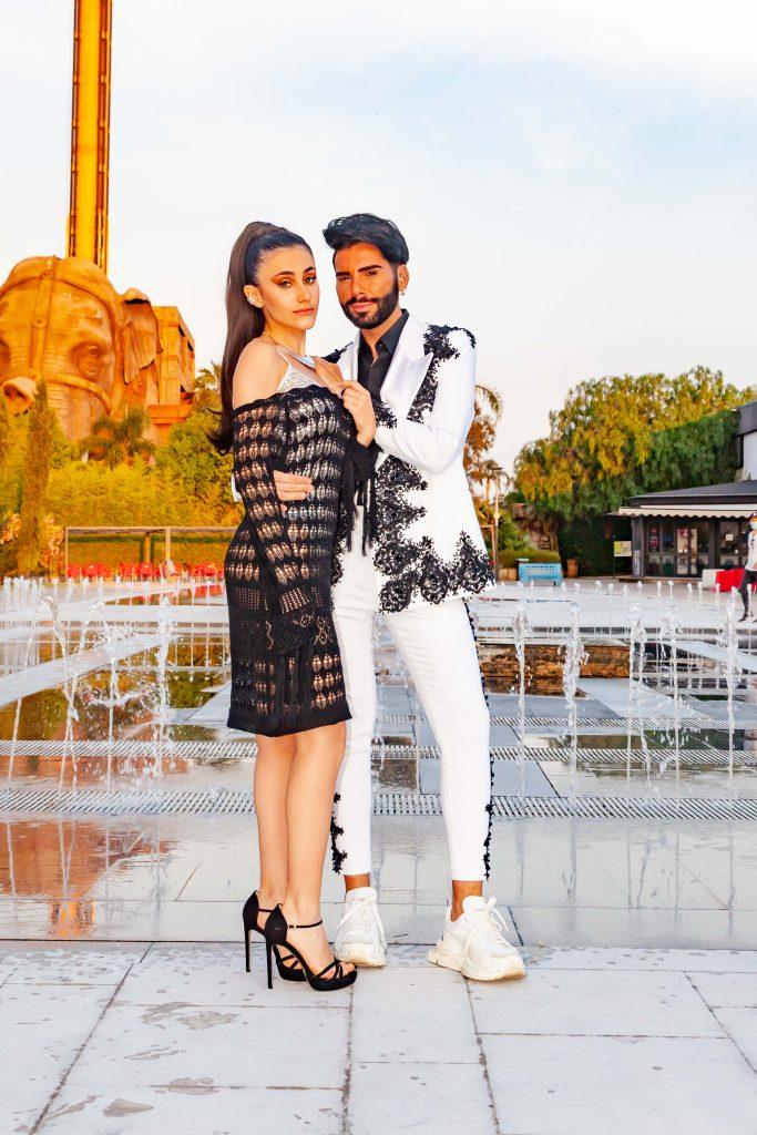 . Federico Fashion Style con Michelle PH. Giacomo Prestigiacomo