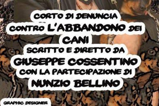 CONTRO ABBANDONO DEI CANI