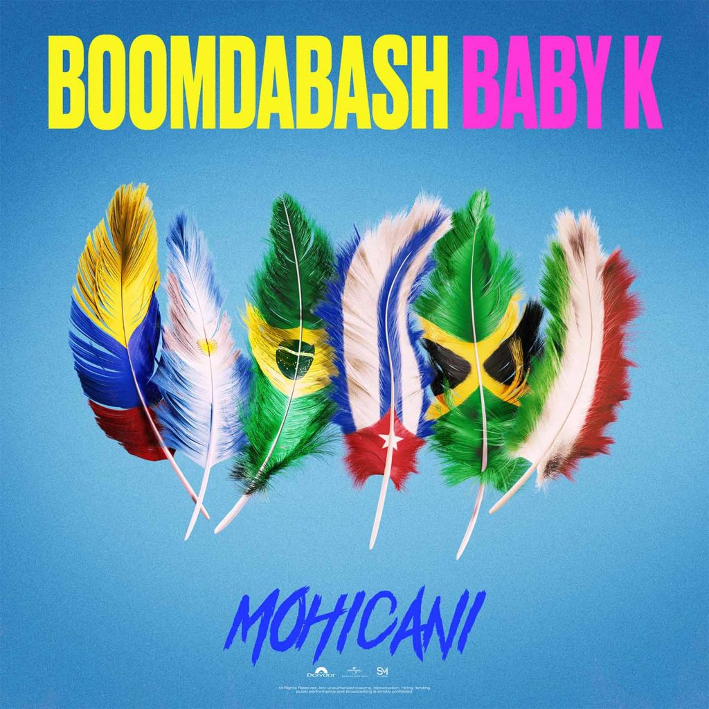 BOOMDABASH, BABY K - MOHICANI cover