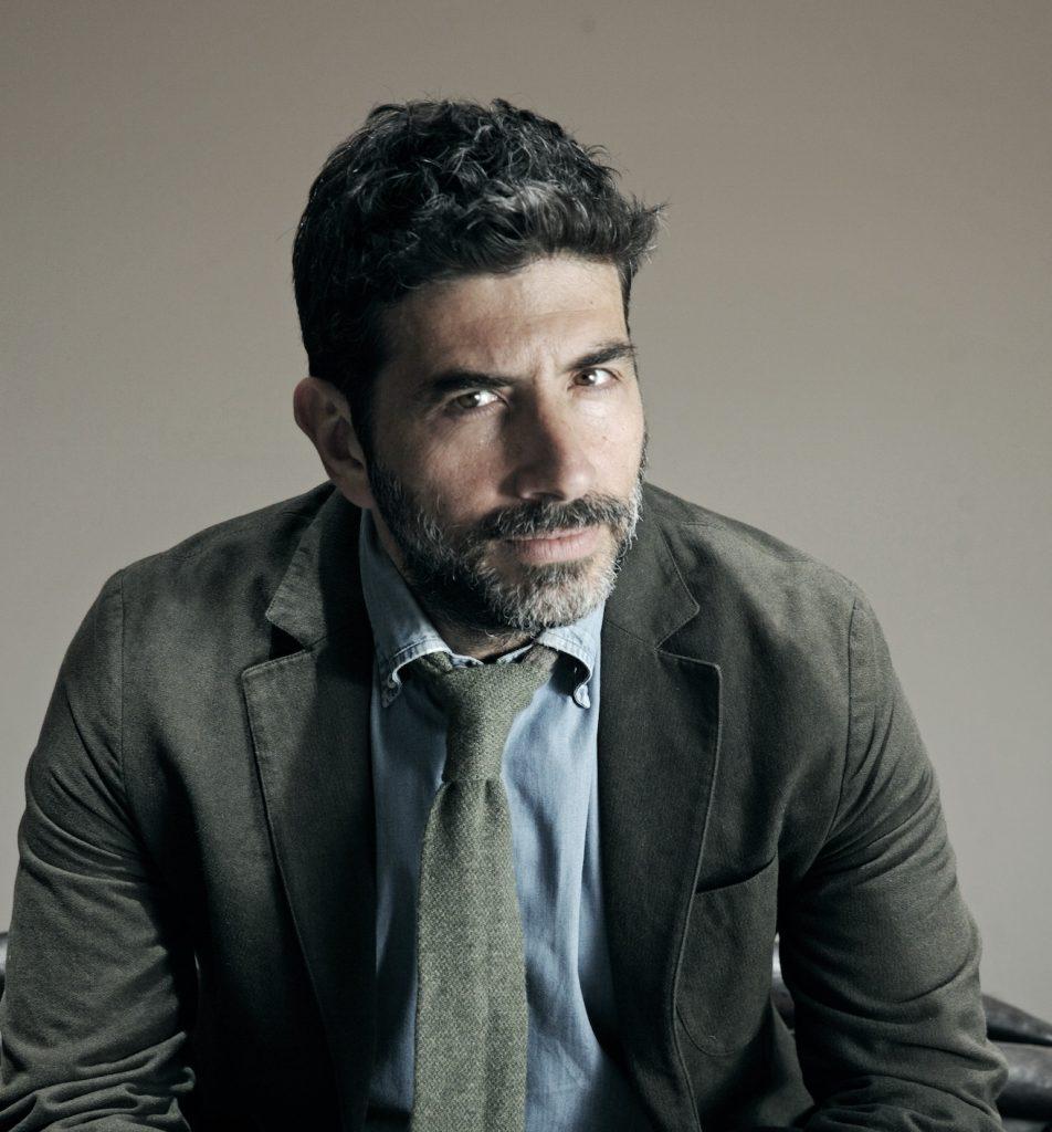 Claudio Castrogiovanni fotografato da Fabio Lovino