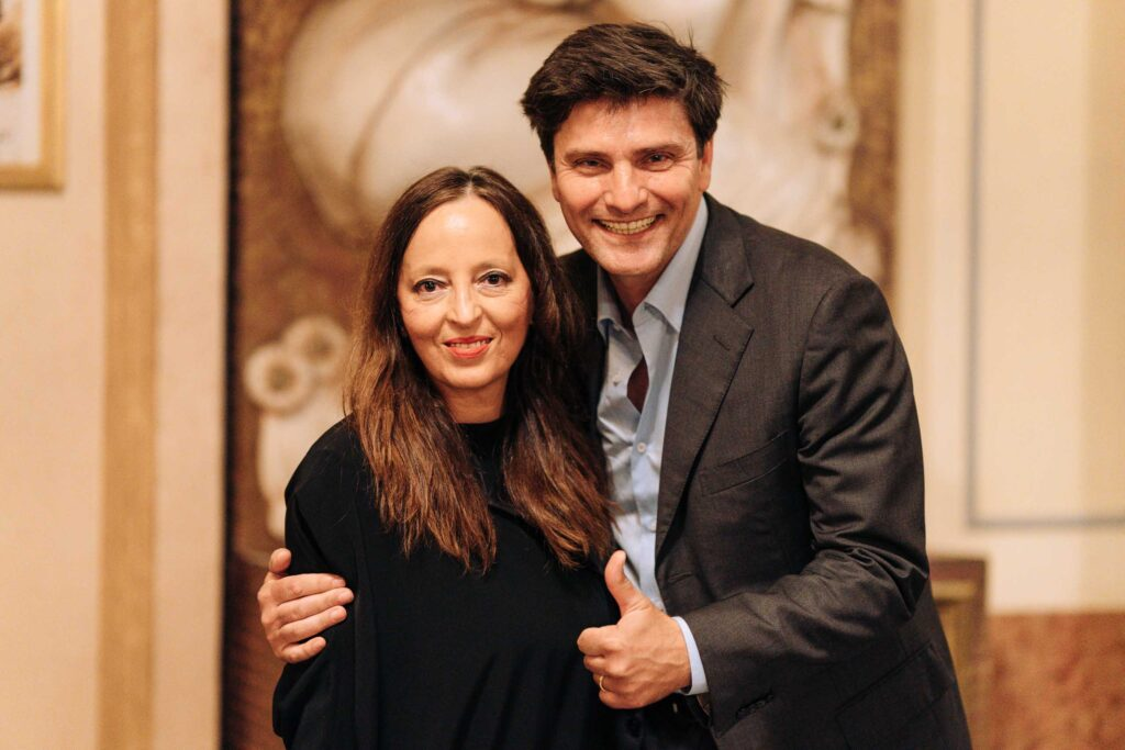 Grazia Marino - Lorenzo Flaherty