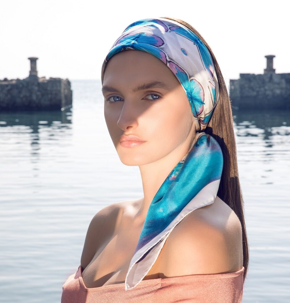 Lisa Tibaldi Terra Mia Foulard 2021