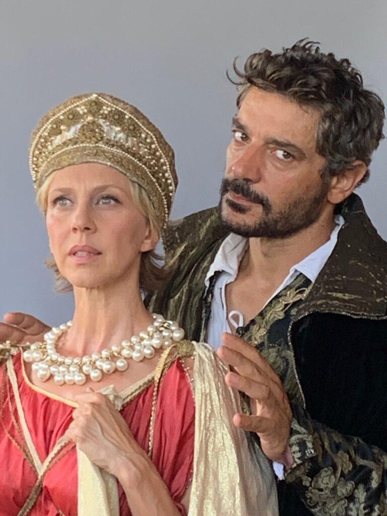 Monica Dugo e Giuseppe Zeno