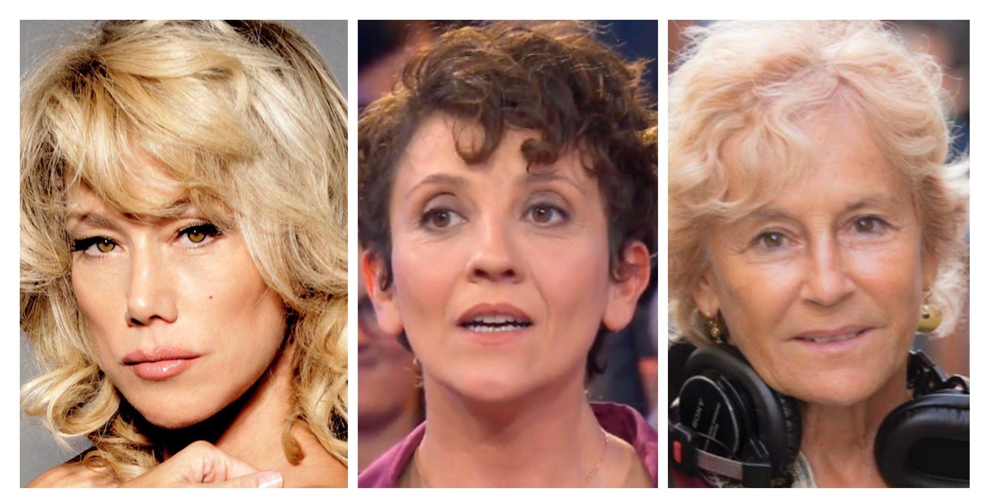 Nancy Brilli, Lucia Ocone e Cinzia TH Torrini