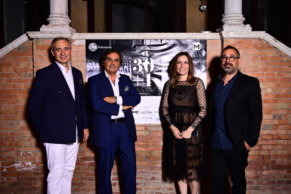 Robero Corbelli - Antonio Franceschini - Sottsegretario Lucia Borgonzoni -Marco Landi