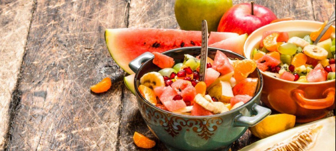 Alimentazione in estate