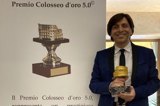 maestro di alta moda internazionale Anton Giulio Grande