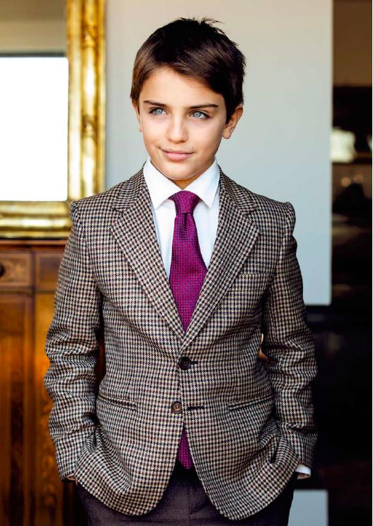 Zingone formal boy