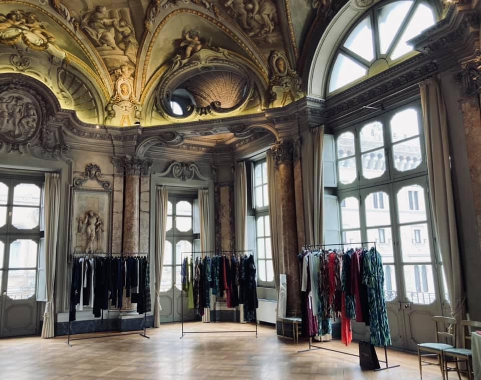 Lux Area Center- Coffee House- Palazzo Colonna- settembre 2021
