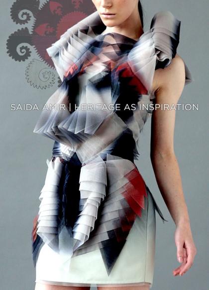 Stilista Saida Amir